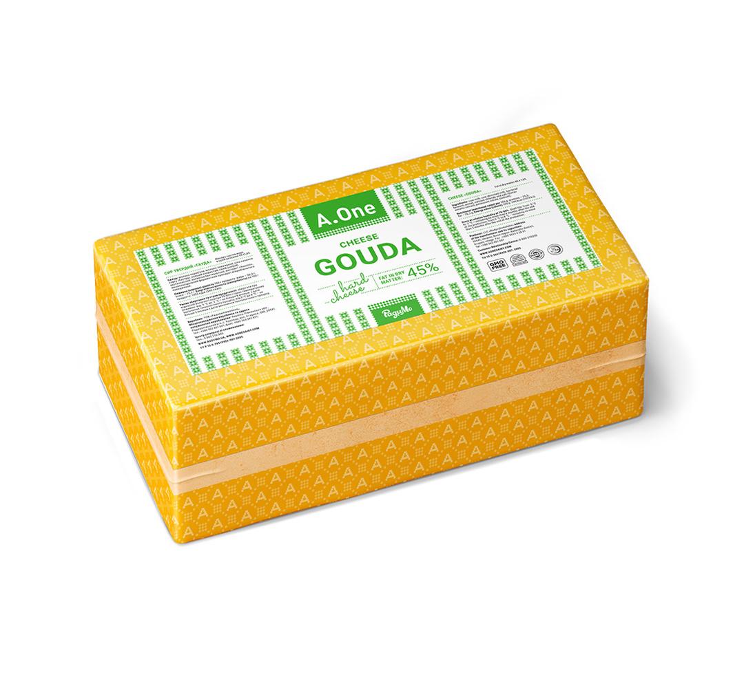 Сир твердий Гауда