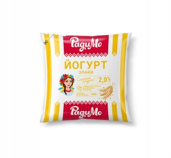 Йогурт Злаки