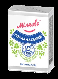 Продукт молоковмісний сирний плавлений скибковий «Голландський»